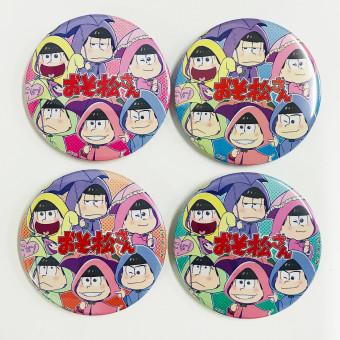 おそ松さんオリジナルデザイン缶バッジ -1
